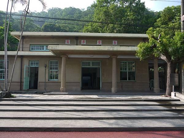 舊泰安火車站 01