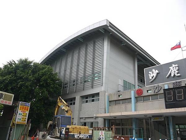 沙鹿火車站 02