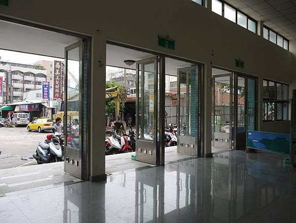 沙鹿火車站 07
