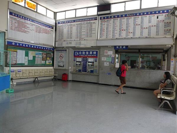 沙鹿火車站 08