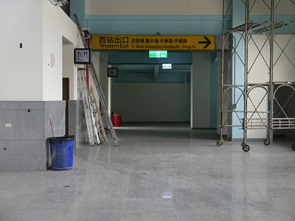 沙鹿火車站 19