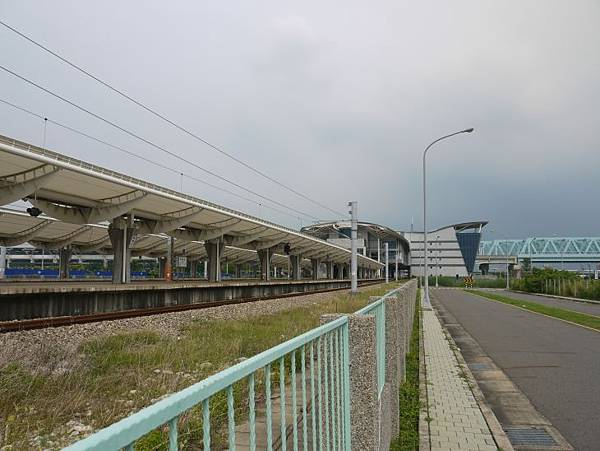 新烏日火車站 08