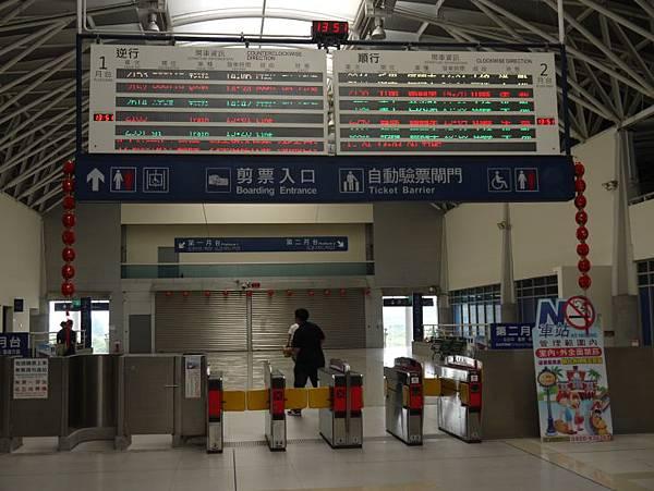 新烏日火車站 37