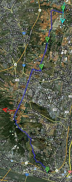 中市75路線圖