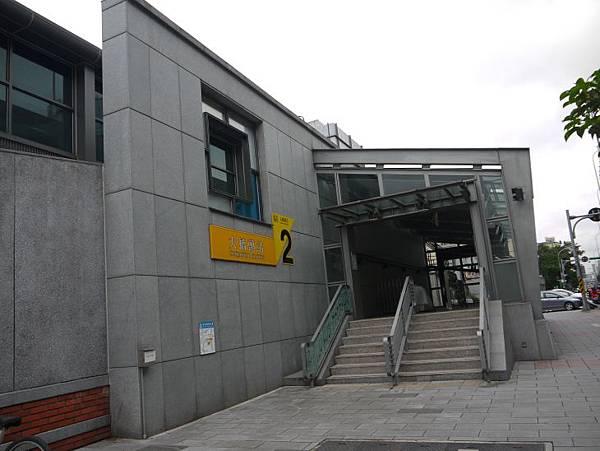 捷運大橋頭站 05
