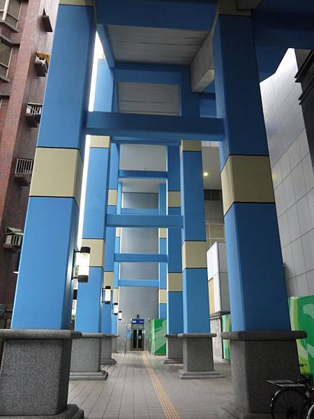 捷運小碧潭站 12