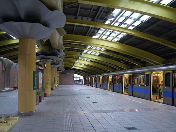 捷運小碧潭站 23