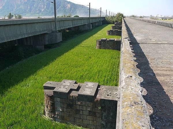台1大安溪橋.日南舊線 14.JPG