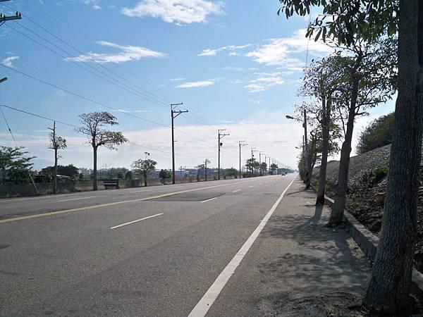 大安溪北岸道路 24.JPG