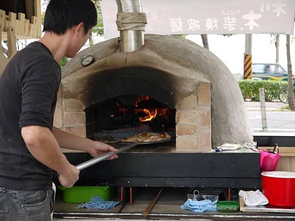 利木窯烤pizza 12.JPG