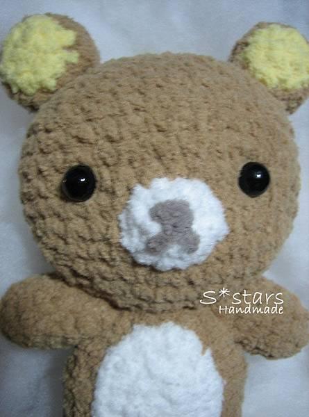 懶懶熊3(我不喜歡叫拉拉熊)