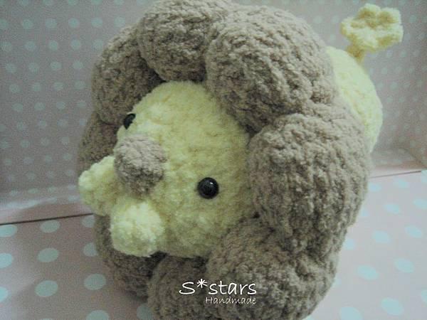 波堤獅(軟綿綿版5)
