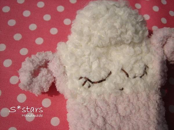 沉睡小咩棉羊1