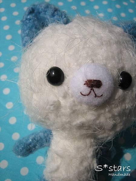 白鬚鬚小藍棉貓5