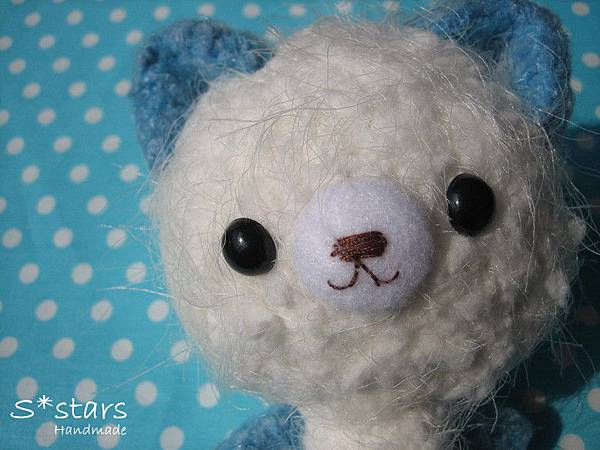 白鬚鬚小藍棉貓4
