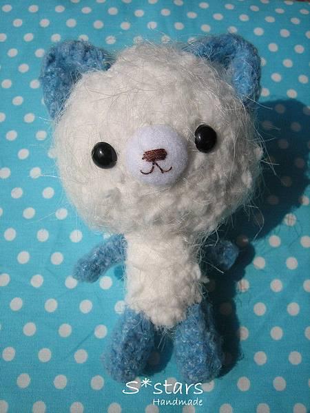 白鬚鬚小藍棉貓2