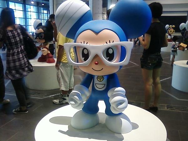 藍色飛鼠~~精靈小鼠