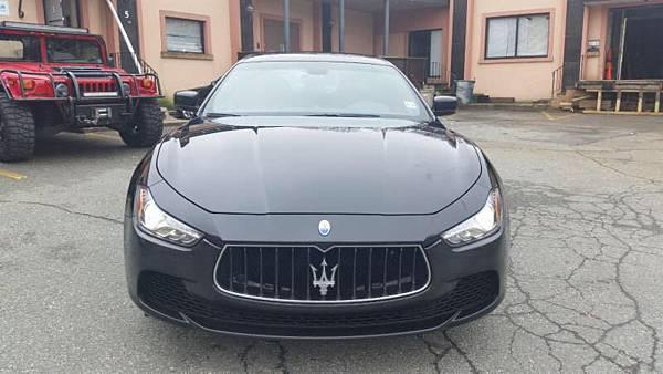 Maserati - 2014 GHIBLI QS4