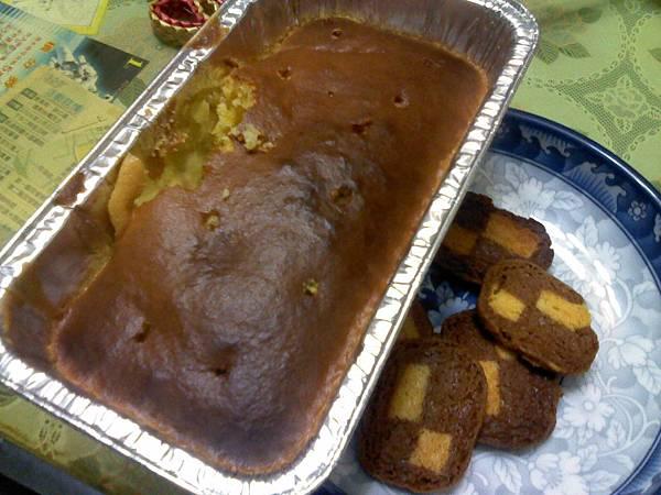 20130223蜂蜜蛋糕&造型餅乾