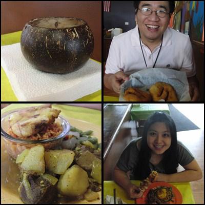 carribian food