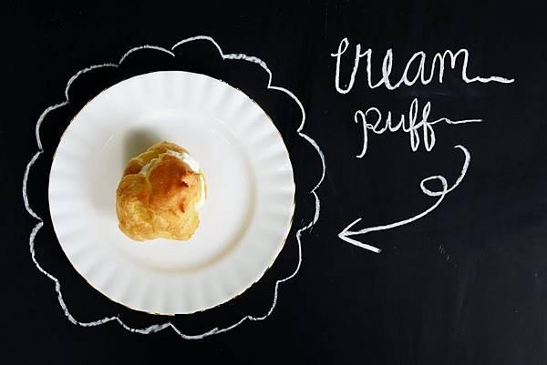 8 cream puff single words