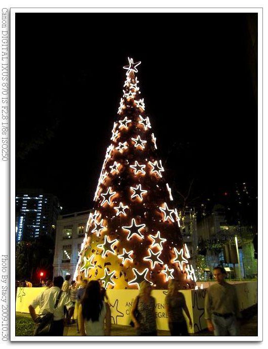 聖誕樹-星光版