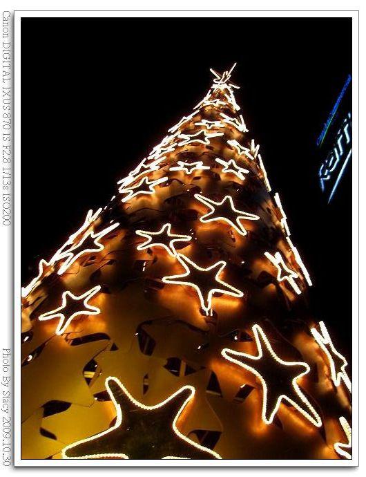 聖誕樹-星光版I