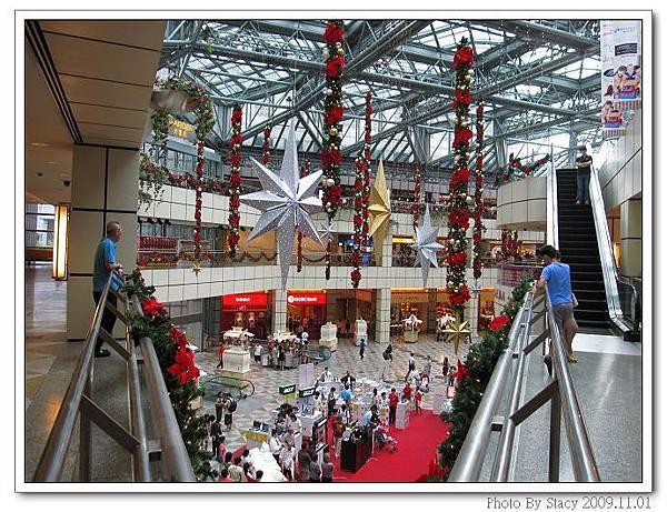 聖誕樹-SUNTECE CITY MALL