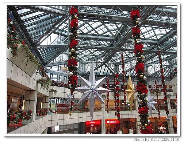 聖誕樹-SUNTECE CITY MALL 1