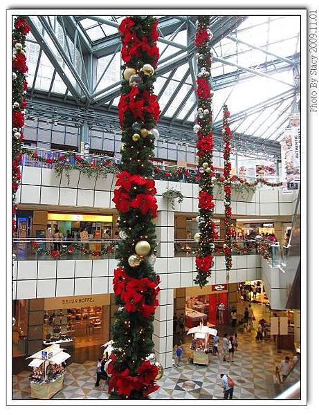 聖誕樹-SUNTECE CITY MALL 2