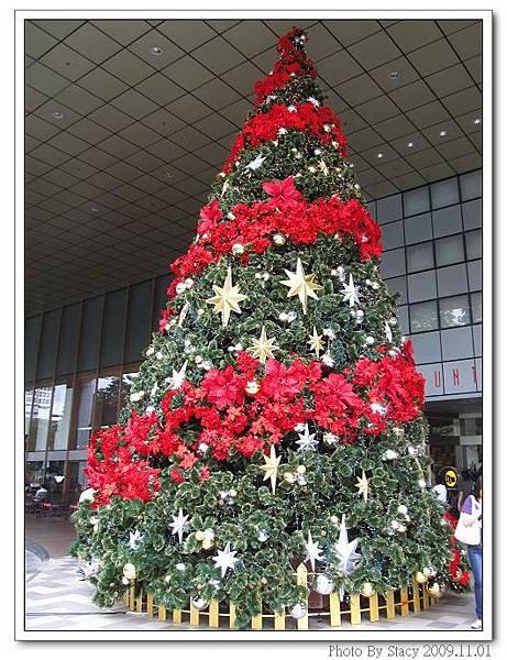 聖誕樹-SUNTECE CITY MALL 3