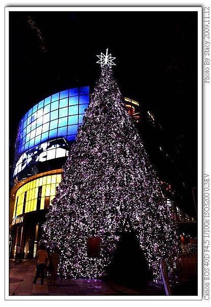 聖誕樹-ION ORCHARD 5