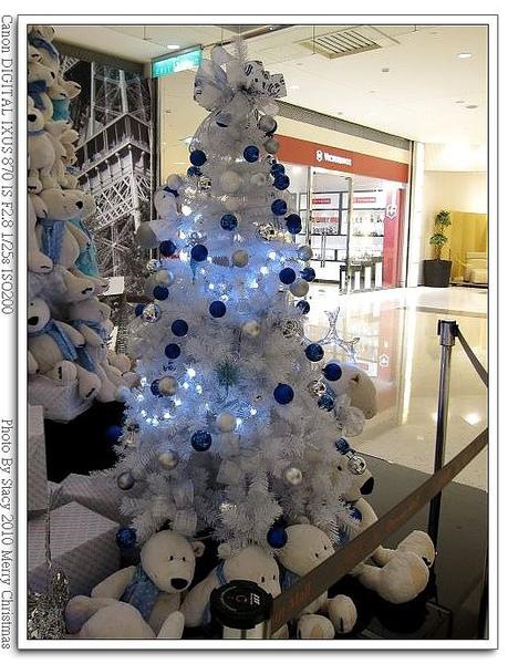 夢時代 熊熊耶誕樹1