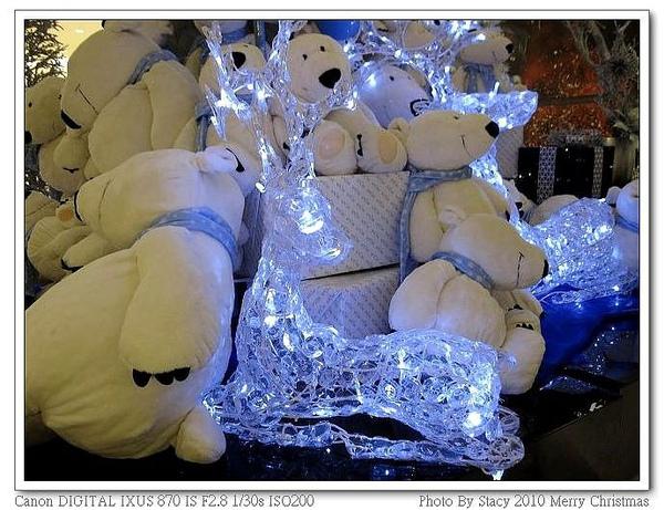夢時代 熊熊耶誕樹5