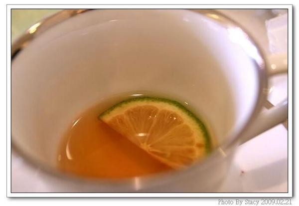 甜蜜夢境冰茶--GOOD!!