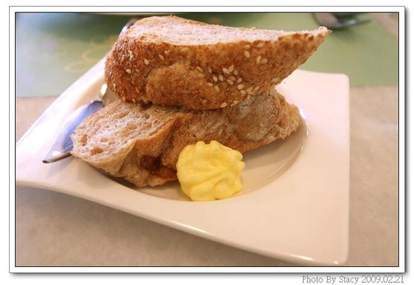 自然發酵麵包