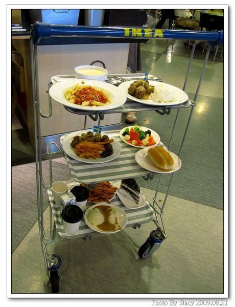 2009.08.21 IKEA-餐廳