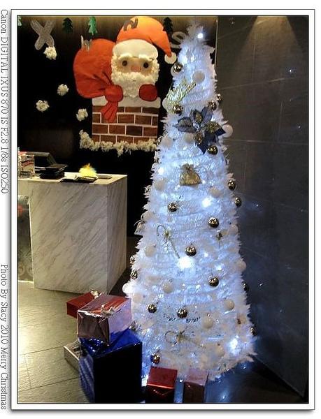 銀湯匙泰式火鍋耶誕樹