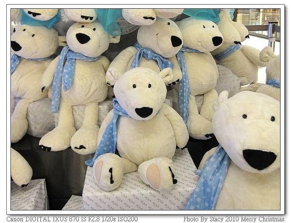 夢時代 熊熊耶誕樹4