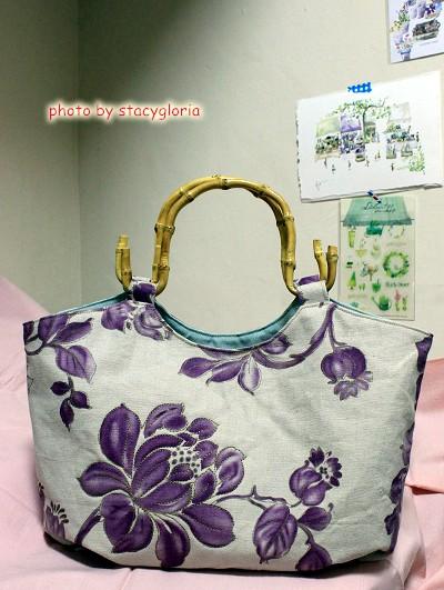 1011005˙紫花澎澎包2