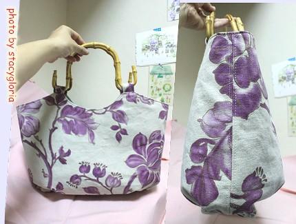 1011005˙紫花澎澎包3