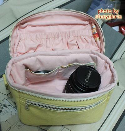 布同凡饗的手作花園2012手作相約十月份~旅行相機包-7