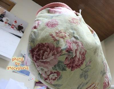 1011220˙花柄打摺包2