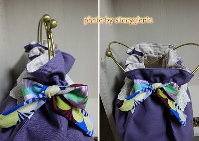 1020205˙紫口金手挽包2