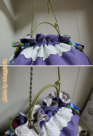 1020205˙紫口金手挽包3