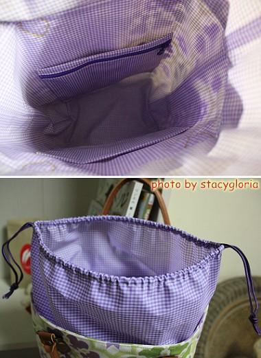 五月份~紫紫綠綠手提包5