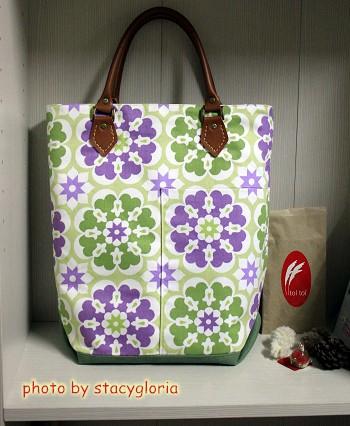 五月份~紫紫綠綠手提包2