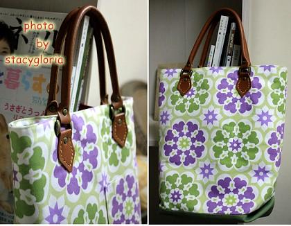 五月份~紫紫綠綠手提包3