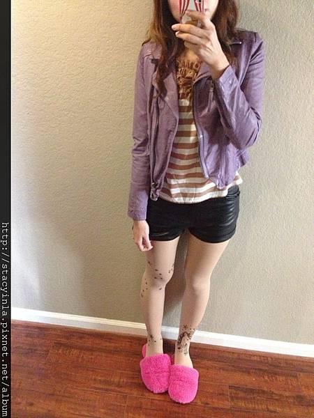 紫色皮衣 IIII