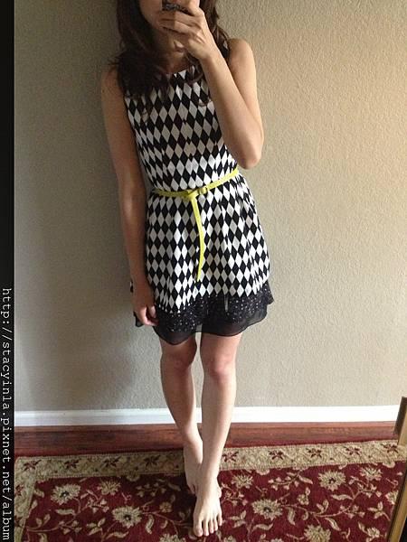 愛麗絲撲克洋裝 I